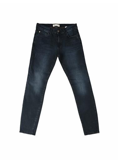 Colin's 040 Alex Skinny Fit Düşük Bel Skinny Leg Erkek Lacivert Jean Pantolon İndigo